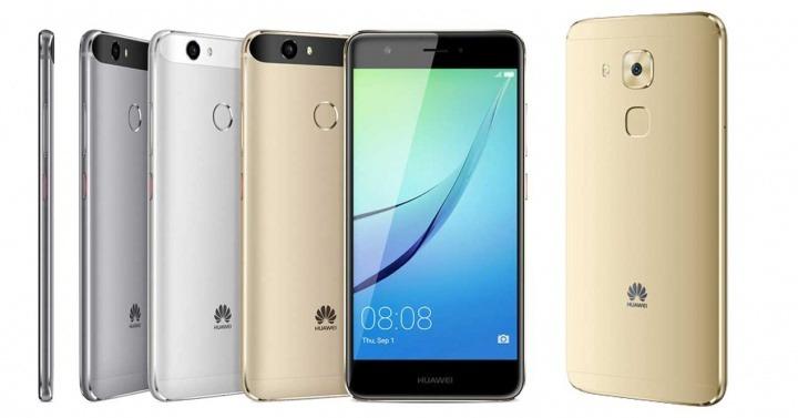 Huawei presenta los nuevos Nova y Nova Plus