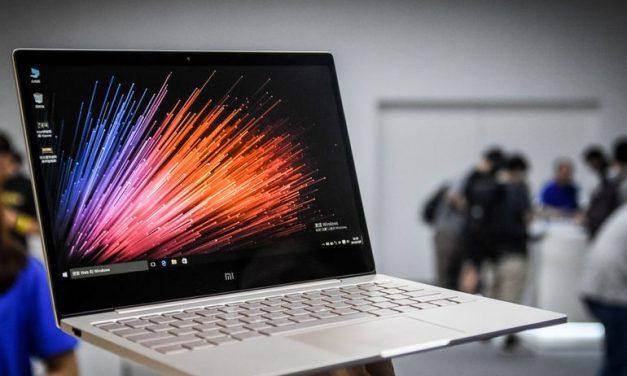 Xiaomi Mi Notebook Air como comprar en España