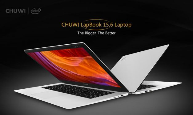 Chuwi LapBook, ultrabook a bajo precio