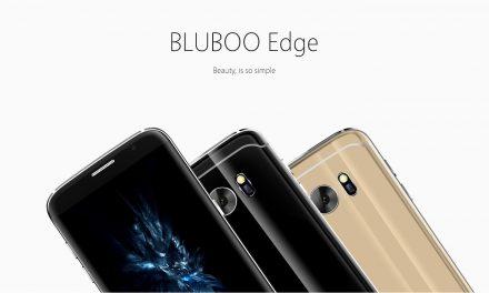Bluboo Edge, con pantalla curva por 125€