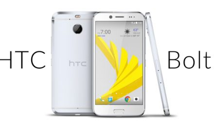HTC 10 Bolt, resistente al agua y polvo