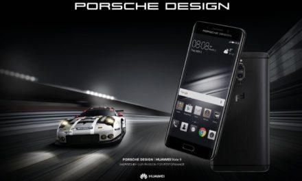 Huawei Mate 9 Porsche Design, edición de lujo