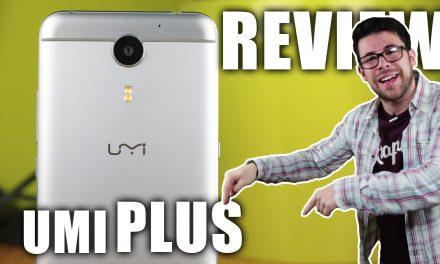 UMI Plus con Helio P10, Review al completo