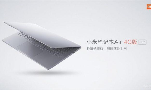 Xiaomi Mi Notebook Air 4G, ¿el mejor ultrabook?