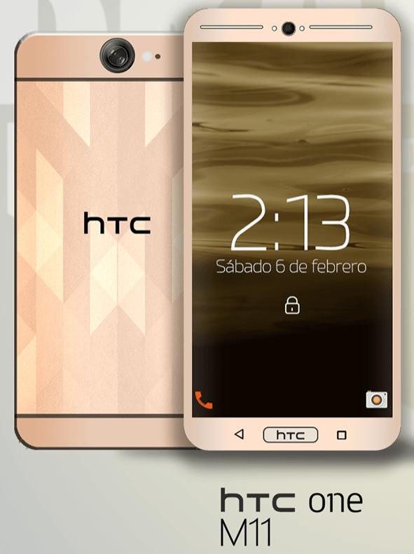 Htc One M11