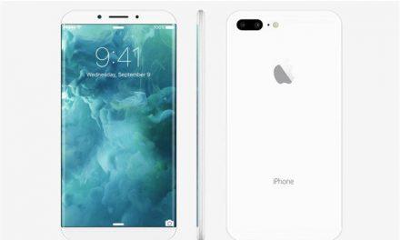 iPhone 8, grosor mínimo y pantalla OLED curva