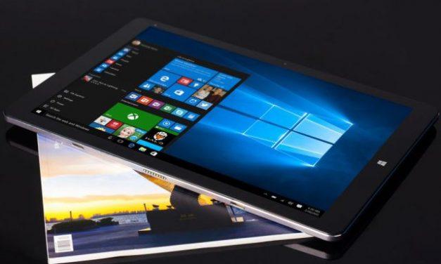 Chuwi Hi13, la tablet que competirá con Surface