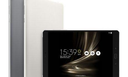 ASUS ZenPad 3S 10, nueva tablet con resolución 2K