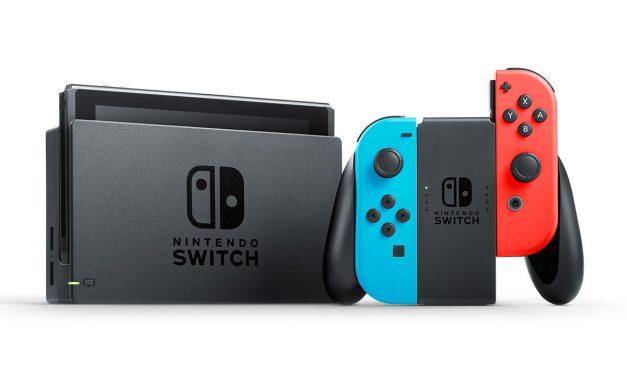 Nintendo Switch Una nueva apuesta