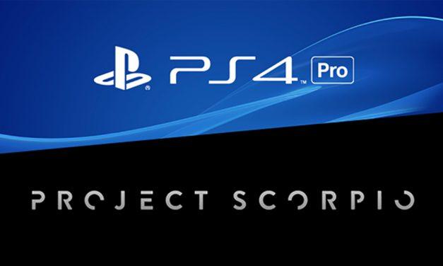 Project Scorpio vs PS4 Pro ¿Qué pillar?