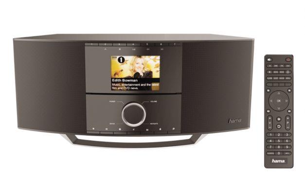 Hama, nuevas radios digitales con más de 30.000 estaciones de radio