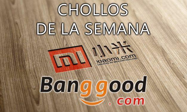 Las mejores ofertas XIAOMI del mes en Banggood
