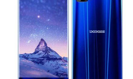 """Doogee Mix, otro """"todo pantalla"""" inspirado en un famoso terminal"""