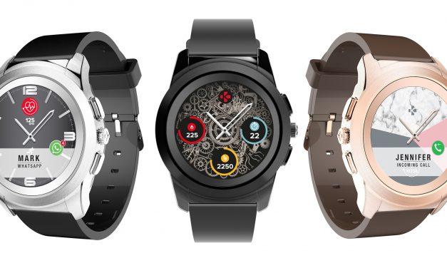 MyKronoz ZeTime, el primer smartwatch híbrido del mundo