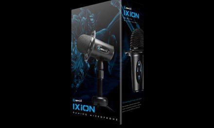 Newskill Gaming IXION, un micrófono gamer con sonido de alta definición