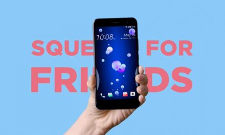 HTC Edge Sense, el nuevo y curioso móvil de HTC