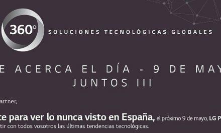 LG PARTNER 360 CAMBIARÁ EL FUTURO DE LAS EMPRESAS A TRAVÉS DE LA TECNOLOGÍA
