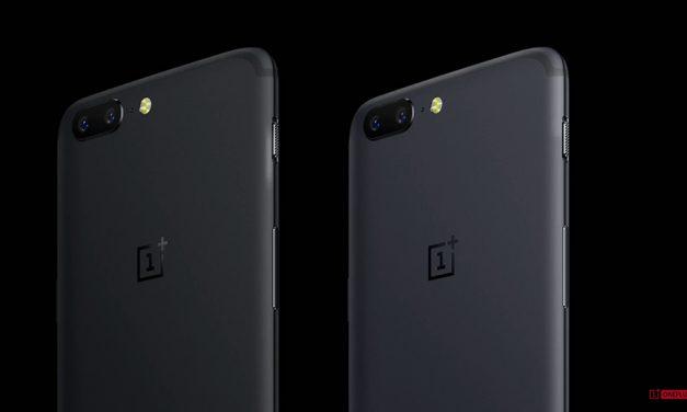 OnePlus 5, por fin presentado el móvil más esperado de 2017