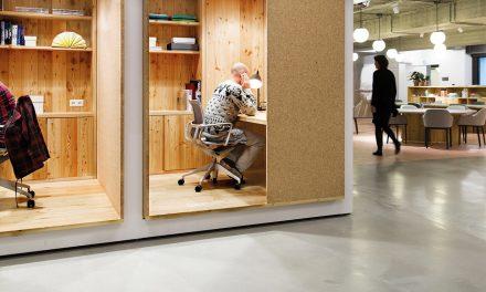 Al 91% de los españoles le gustaría trabajar en un espacio moderno y equipado