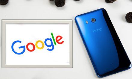 Google compra una parte de HTC por 1.100 millones de $