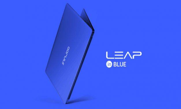 Innjoo Leapbook A100 Blue, bueno bonito barato y con Ñ