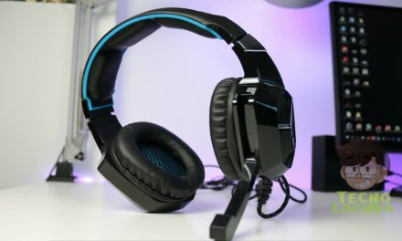EasySMX ESM-K5. Stereo Gaming Headset (Black-Blue)