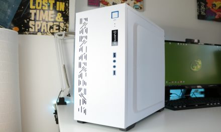 UNYKAch Armor White: Caja gaming a SORTEO FINALIZADO