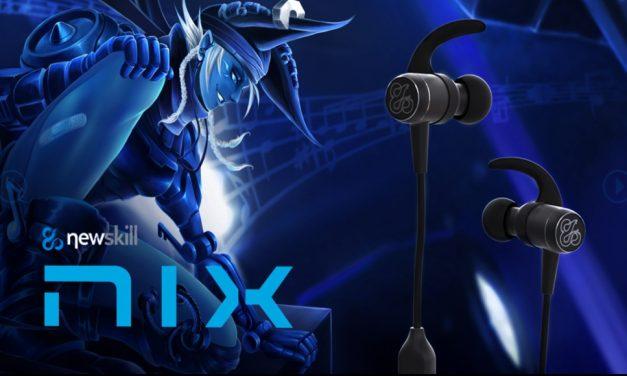 NEWSKILL NIX, auriculares profesionales wireless
