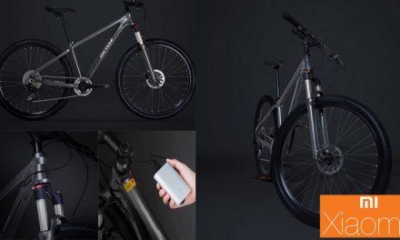 Xiaomi Qcycle XC650 la MTB inteligente