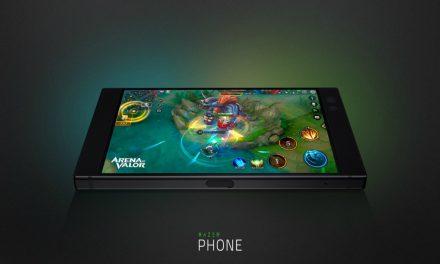 Razer Phone, un terminal que se mueve a 120FPS