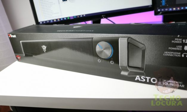 Trust GXT 618 ASTO: Barra de sonido a análisis