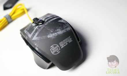 Sharkoon Shark Zone M50: Calidad, ergonomía y diseño