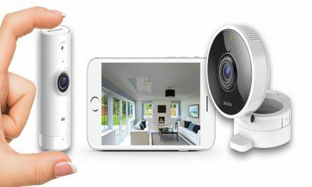D-Link DCS HD y DCS HD 180º, nuevas Cámaras IP