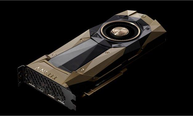 NVIDIA TITAN V, la GPU más potente del mundo