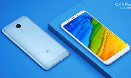 Xiaomi Redmi 5 y Redmi 5 Plus serán presentados el 7
