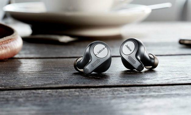Jabra Elite 65t, auriculares con cuatro micrófonos de calidad