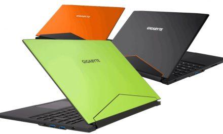Gigabyte Aero 14: el portátil gaming más ligero