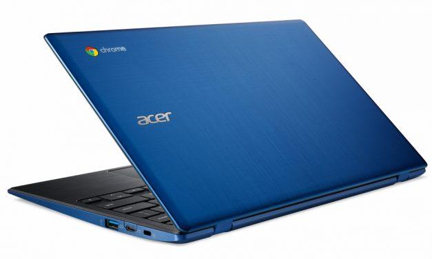 Acer Chromebook 11: suficiente para tu día a día