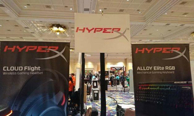 HyperX presenta los regalos estrella para estas navidades