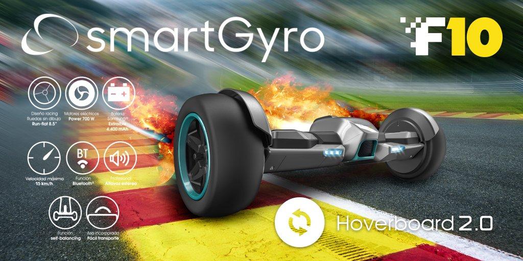 smartGyro F10