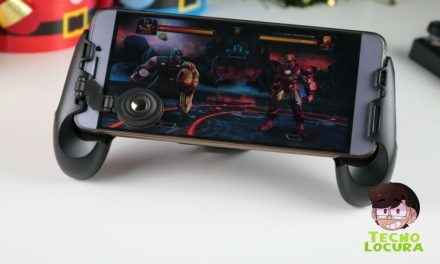 GameSir F1, mando jugon a review completa