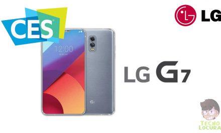 LG G7, ¿Cuando sera su lanzamiento?