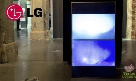 La tecnología de LG, al servicio del arte digital en MADATAC