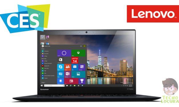 ThinkPad X1 Carbon, el nuevo Ultrabook de Lenovo