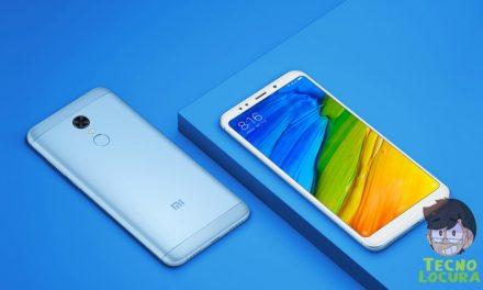 El Xiaomi Redmi 5 Plus se comienza a vender en España