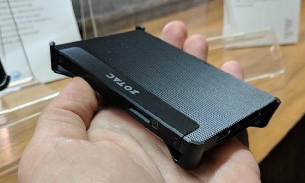 Zotac Pico PI 226: un PC en la palma de tu mano