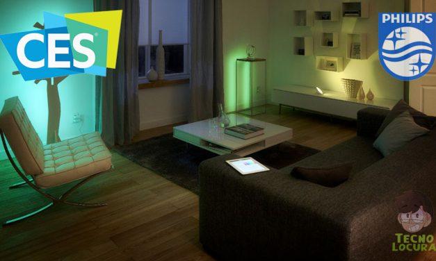 Personaliza tu hogar con el nuevo ecosistema Philips Hue