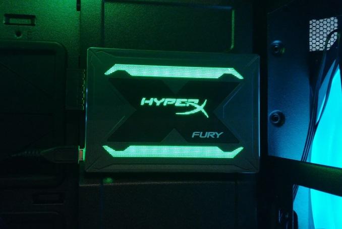 HyperX Fury RGB
