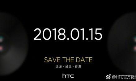 HTC U11 EYEs filtrado antes de su salida