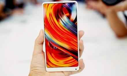 Xiaomi Mi MIX 2 Special Edition: Versión white cerámica